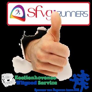 Roparun team SFVG runners